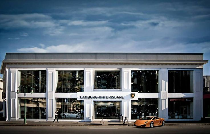 Lamborghini Brisbane and Caffe @ Lamborghini   By  Homme interiors  Www.homme.net.au