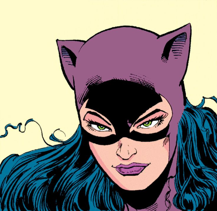 Catwoman During The Knightquest Part Of Knightfall from Catwoman v2-07 1994-02