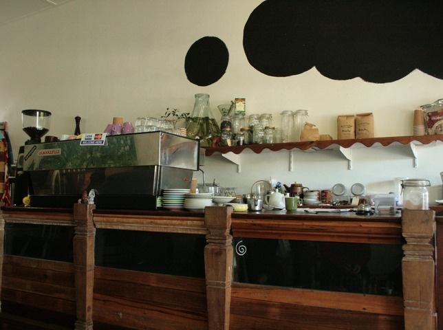 EATDRINK - Scottys Cafe - Four Thousand. Morgan Trc, Bardon