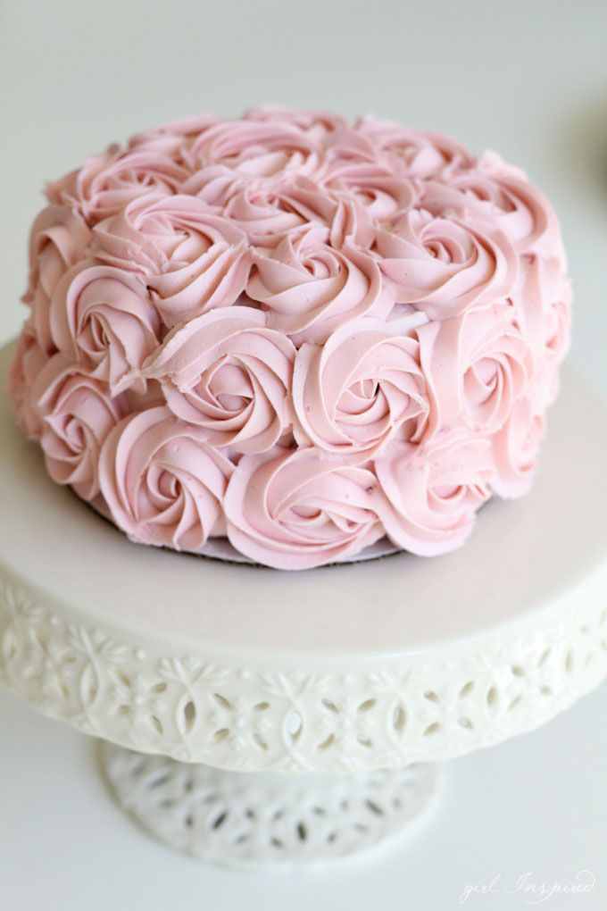 Cuatro técnicas de decoración de tortas simples pero impresionantes!