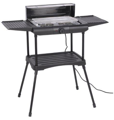Elektrischer Grill für Innen und Außen - BBQ Elektrogrill 2000 Watt