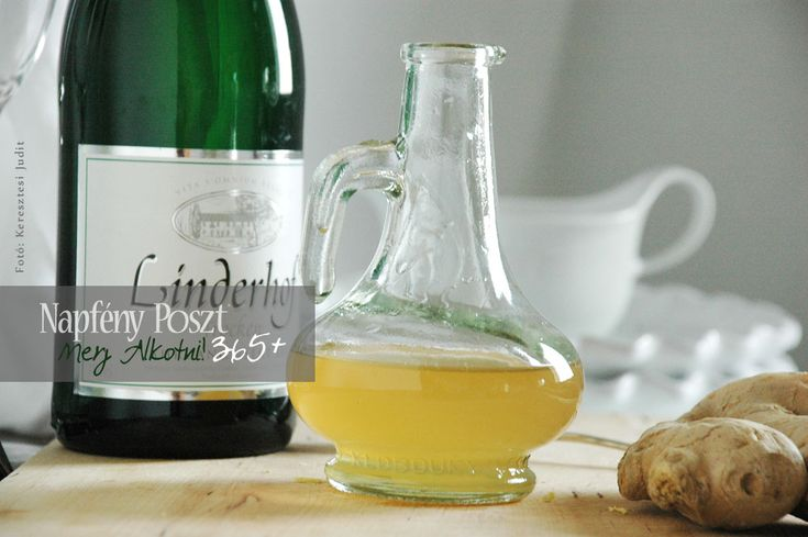 Day 120: Ginger bubbly