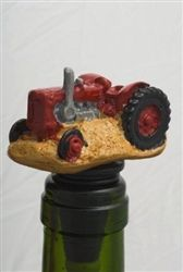 This hand-made and hand-painted Novelty Wine Bottle Stopper makes a unique and sweet gift for any tractor loving Dad on Father's Day! Available from wowwee.ie for €10.00