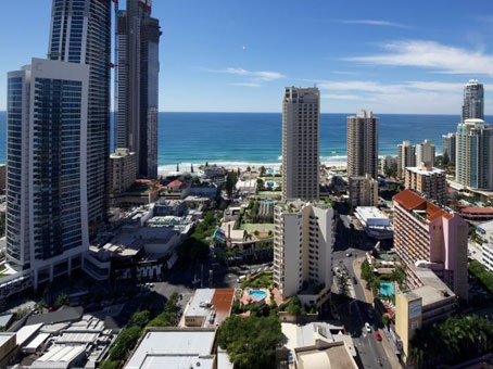 Regus Business Centre, Gold Coast, Surfers Paradise, Australia