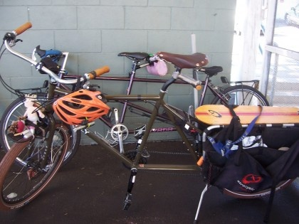 The Feasibility of Family Cycling: Bicycles, Family Bikes, Families