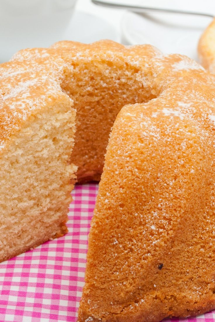 Coconut Cream Pound Cake Dessert Recipe