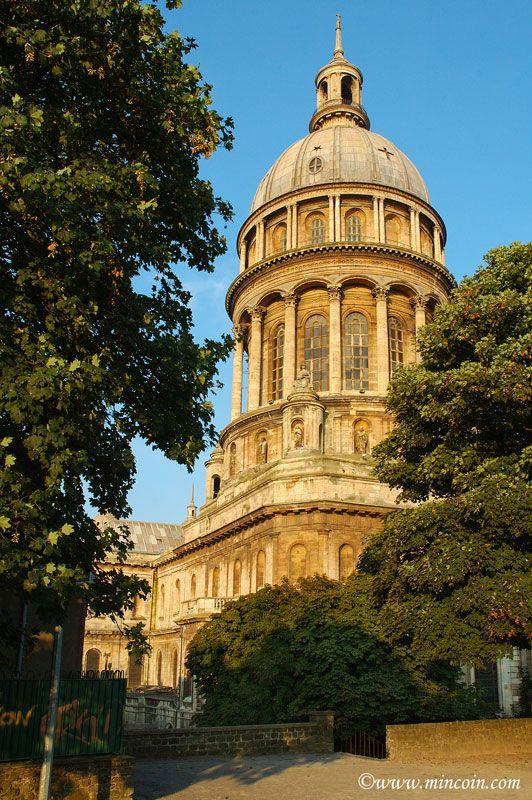 Le dôme de la basilique de Boulogne sur Mer
