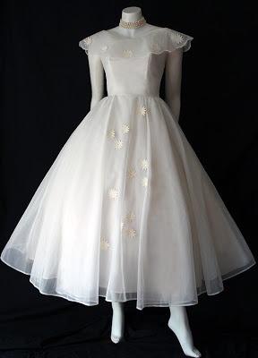 Tea Length Wedding Dress Straps