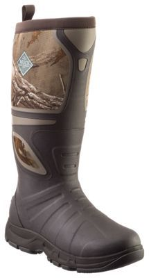 The Original Muck Boot Company Pursuit Shadow Pull-On Hunting Boots for Men - Realtree Xtra - 10 M