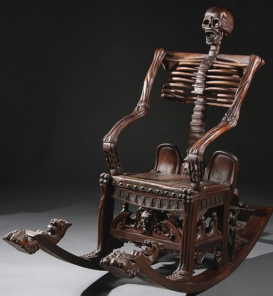 71 Best Spooky Creepy Or Just Weird Furniture Images On Pinterest