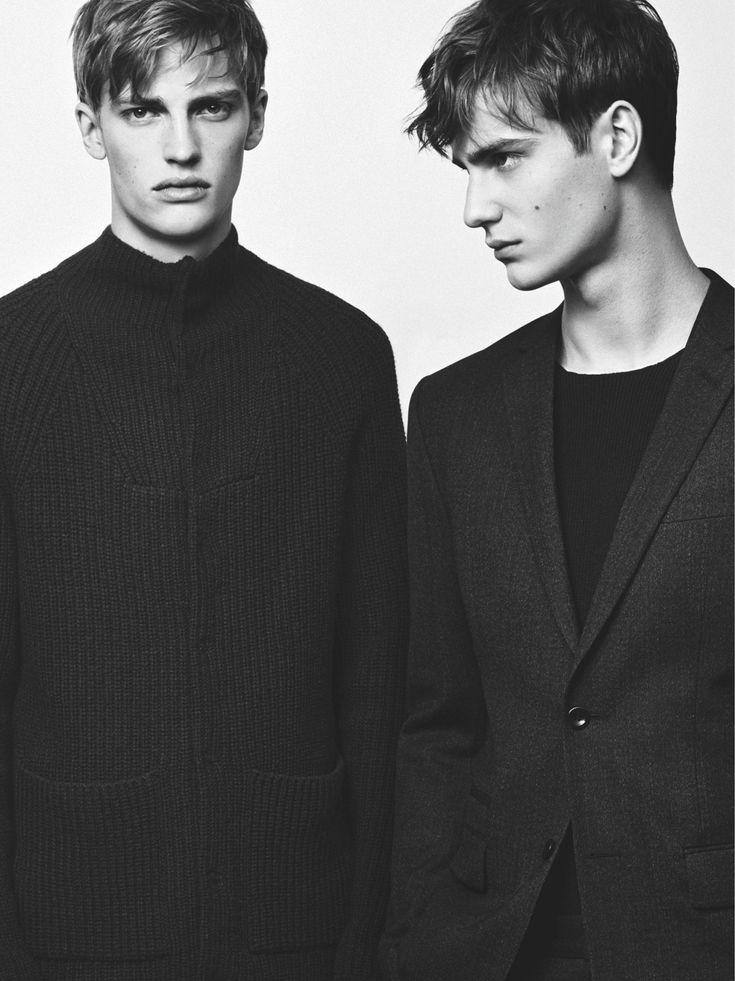 Filippa K FW13 ft Ben Allen and Victor Nylander by Lachlan Bailey