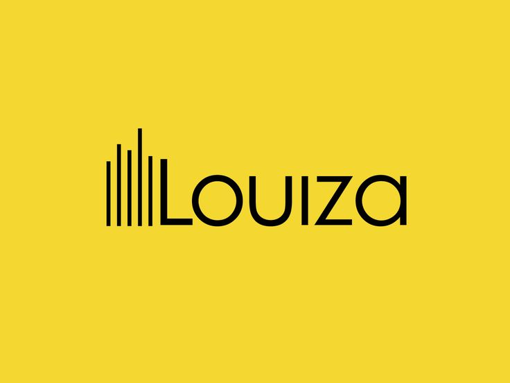 Singer Louiza Logo  | Varró Joanna Design | Logo | Branding | Graphic Design | Inspiration | Graphic Designer
