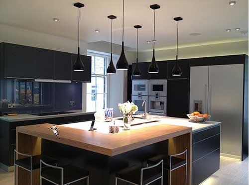 eclairage cuisine suspension - Recherche Google