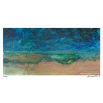 "Aija Aleksandra Svenne, Untitled, 2011. Oilstick on canvas. 36""x18"". Valued at $1,200. At the @Winnipeg Art Gallery Ball and online."