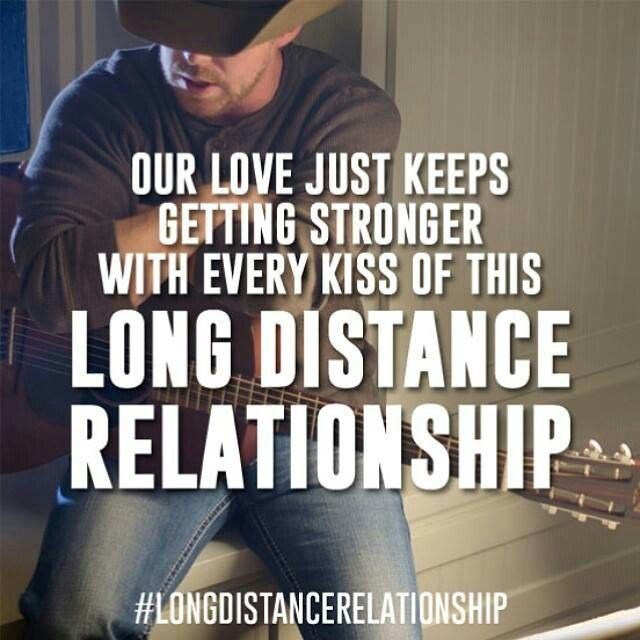 our long distance relationship song country