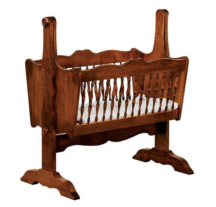 Amish Colonial Classic Baby Cradle 237 best