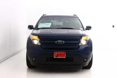 2014 Ford Explorer XLT 4x2 XLT 4dr SUV SUV 4 Doors Black for sale in Austin, TX Source: http://www.usedcarsgroup.com/used-ford-explorer-for-sale