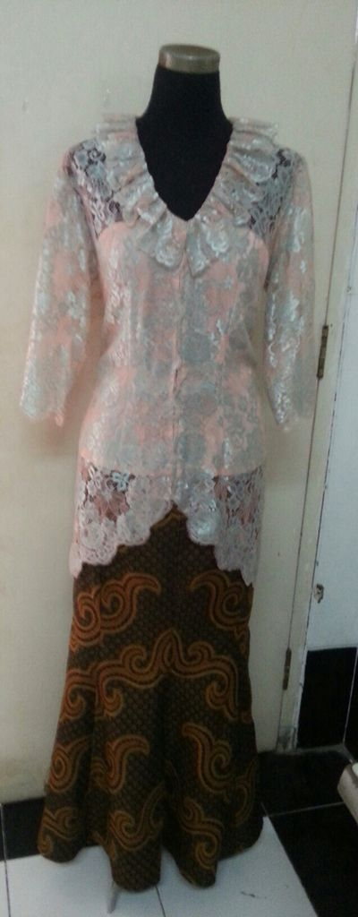Kebaya for Edith