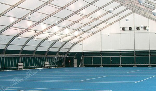 94 Shelter Tennis Court Construction Indoor Tennis Court Structures Sports Tent Indoor Tennis Badminton Court Tennis