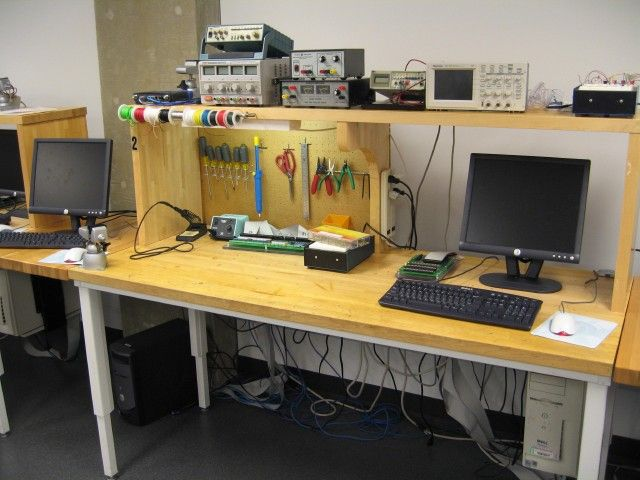 Electronic Technician Work Benches : The best electronic workbench ideas on pinterest