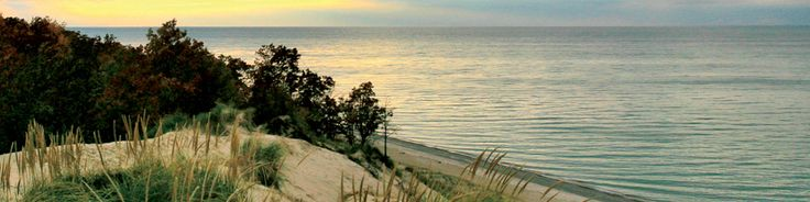 Indiana Dunes National Park 15 miles of shoreline along Lake Michigan, wetlands, prairies, trails, birding, and of course dunes $18 per day for tent camping, but no reservations! First come first served