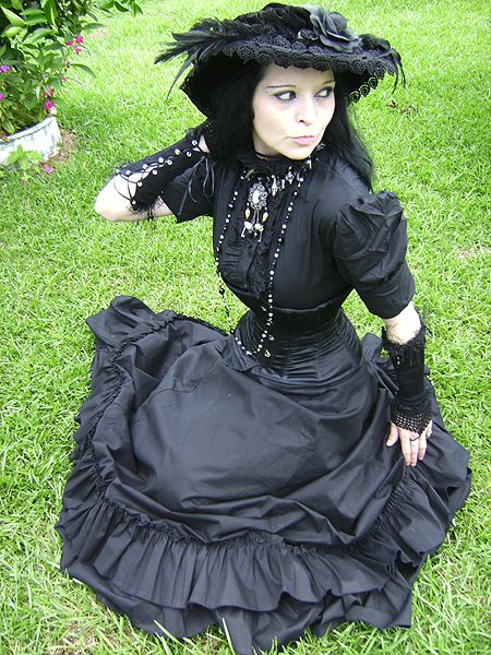 Aristocrat Fashion Style Dress