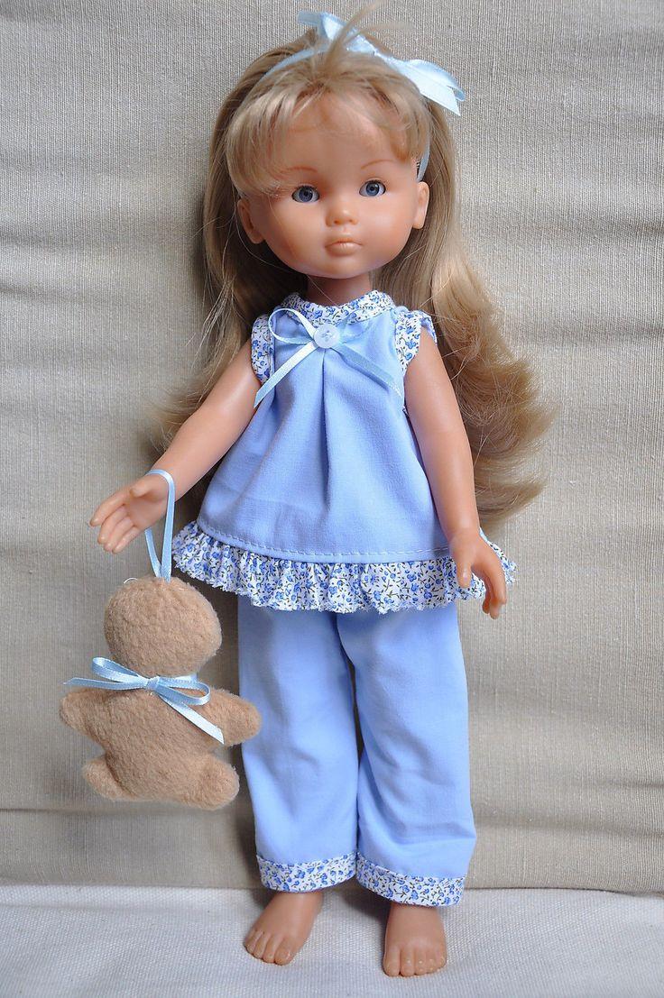 Pyjama Pour Poupée 33 CM Compatible Chéries Corolle | eBay