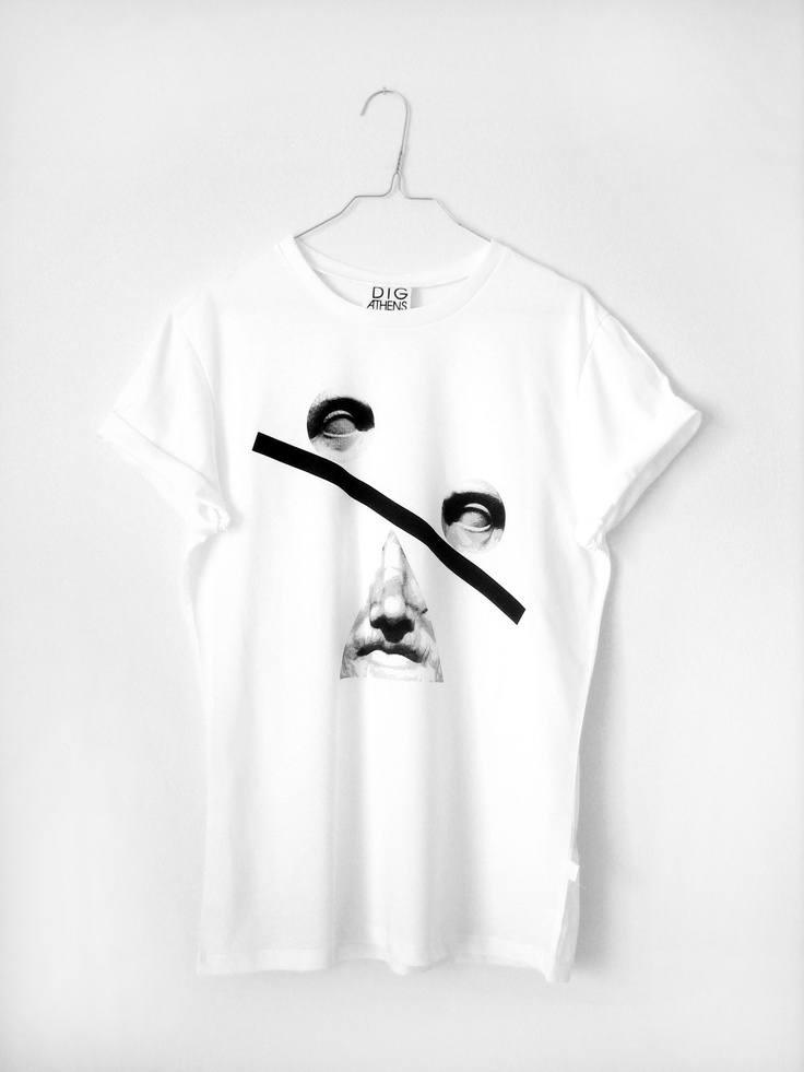 DIG ATHENS_T-SHIRT22004/2 WHITE