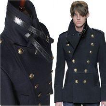 Pánsky kabát millitari m, l, xl, xxl,