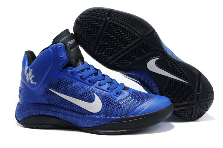 Where Can I purchase Nike Zoom Hyperfuse XDR Old Royal Blue White Black  407266 407 Sneakers