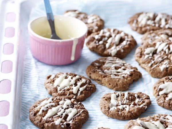 Chocolate chip koekjes - Libelle Lekker!