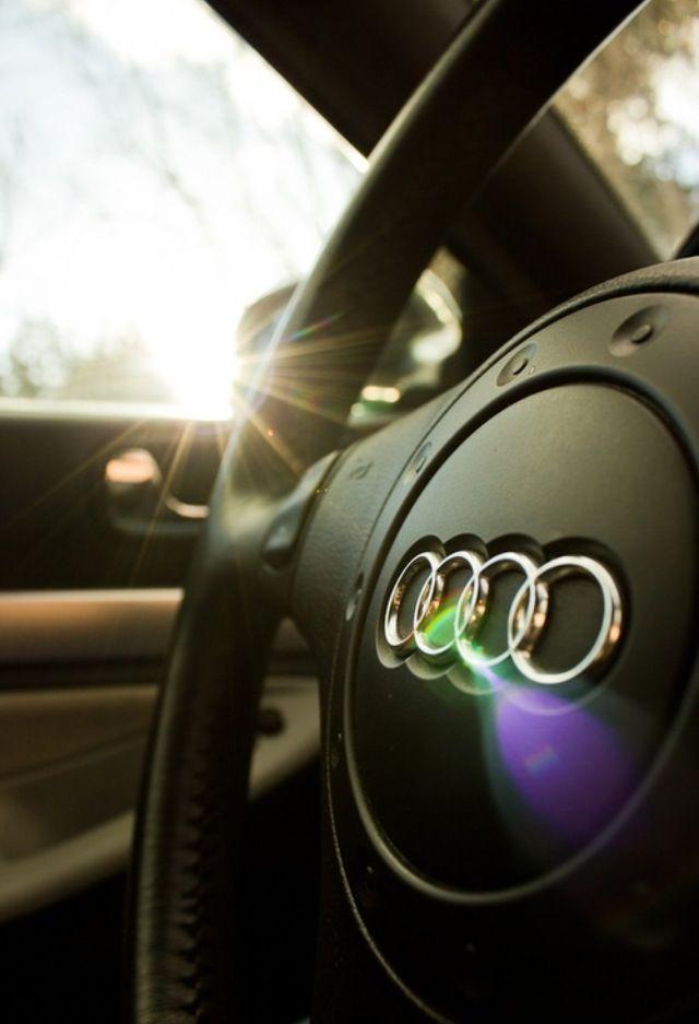 I'm an Audi kinda girl