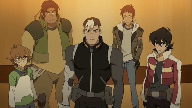 Image result for voltron ship interior