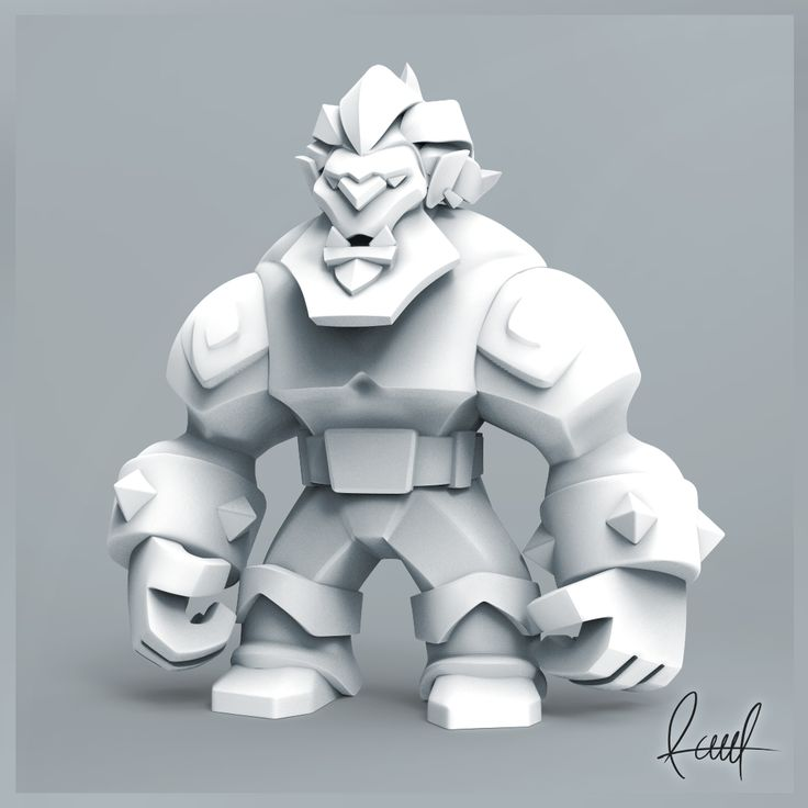 Echa un vistazo a mi proyecto @Behance: \u201cRed Ork. 3D Model Color.Raul®\u201d https://www.behance.net/gallery/53595591/Red-Ork-3D-Model-ColorRaul