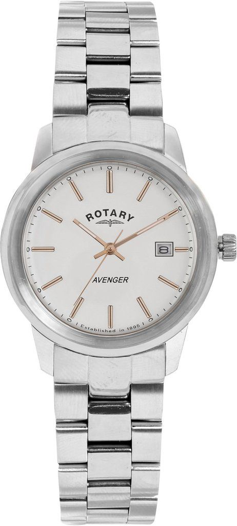 Rotary Watch Avenger Ladies #add-content #amazon #bezel-fixed #bracelet-strap-steel #brand-rotary #case-material-steel #case-width-31mm #classic #comparison #date-yes #delivery-timescale-call-us #dial-colour-white #gender-ladies #movement-quartz-battery #official-stockist-for-rotary-watches #packaging-rotary-watch-packaging #style-dress #subcat-rotary-core-ladies #supplier-model-no-lb02735-06 #warranty-rotary-official-lifetime-guarantee #water-resistant-waterproof