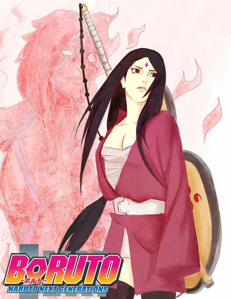 Sarada Is my favorite character of Boruto, this fanart of her adult is the best!