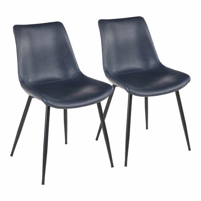 Terrific Rylee Upholstered Dining Chair Reviews Allmodern In 2019 Cjindustries Chair Design For Home Cjindustriesco