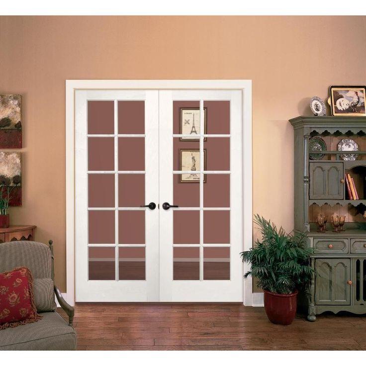 Jeld Wen Interior French Doors Installation