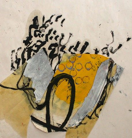 Hildy Maze     drawing   painting  collage
