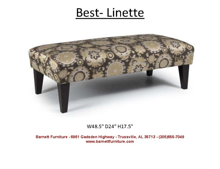 How To Choose The Best Leather Cocktail Ottoman : fabric or leather or bonded leather check out this at furniture mall ...