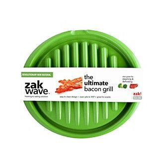 Zakwave Microwave Bacon Tray