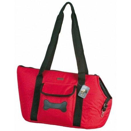Amplio bolso transportín para perros de hasta 5 kg