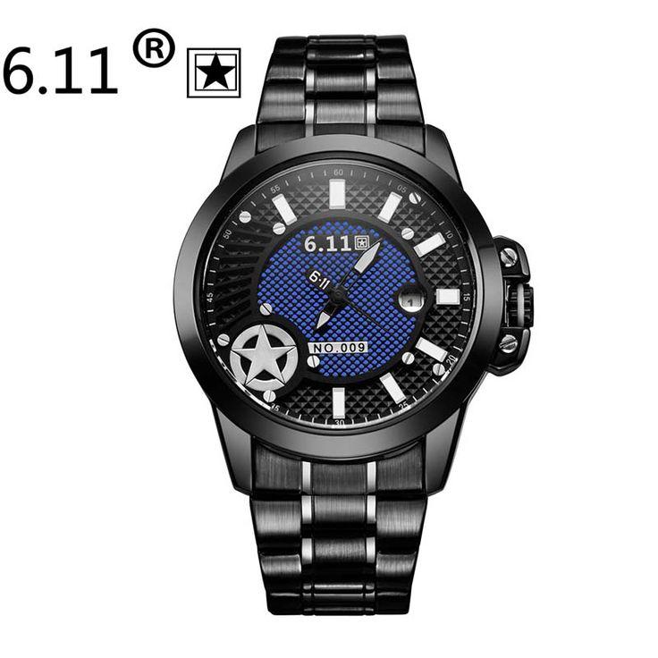 US $53.98 - Watches Men Luxury Top Brand 6.11 New Fashion Men's classic Designer Solar-powered watch Male Wristwatch erkek kol saatleri