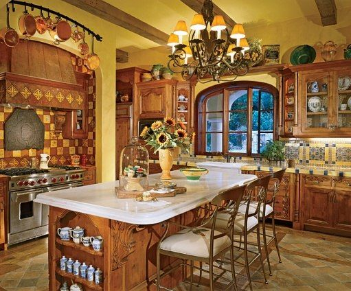 127 best images about adobe house interiors on pinterest for Mexican style kitchen pictures