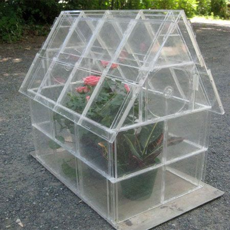 how to put plastic on greenhouse
