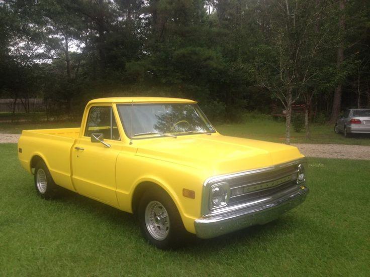 1969 Chevrolet C10 Fleetside (Abita Springs, LA) 22,500