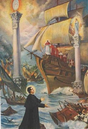 The Prophetic Vision of St. John Bosco: the Two Columns