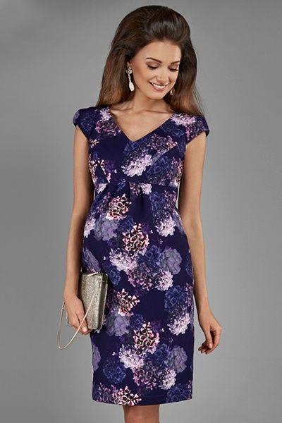 sukienka hortensja # l