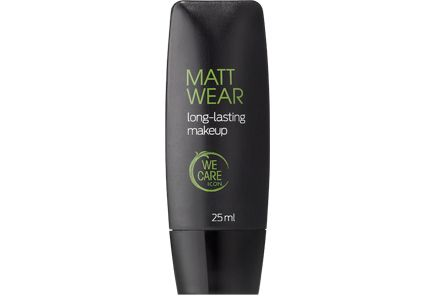 We Care Icon Matt Wear Long Lasting Makeup meikkivoide 25 ml