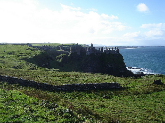 Northern Ireland from photo by Nigel